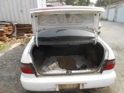 Стекло боковое. Toyota Corona, ST190 Двигатель 4SFE