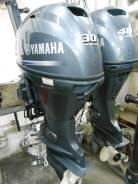 Yamaha. 30,00л.с., бензин, Год: 2013 год