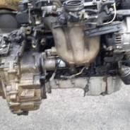 Двигатель в сборе. Daewoo Leganza