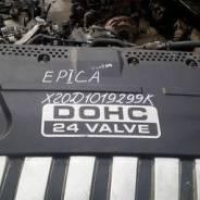 Двигатель в сборе. Chevrolet Epica