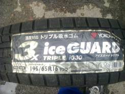 Yokohama Ice Guard. Зимние, без шипов, 2008 год, без износа, 4 шт. Под заказ