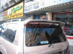 Спойлер на заднее стекло. Toyota Land Cruiser, HDJ100, FZJ100, HDJ100L, J100, UZJ100L, UZJ100, UZJ100W, VDJ200, GRJ76K, GRJ79K, J200, URJ202, URJ202W...