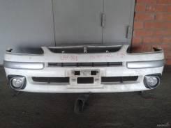Бампер. Toyota Corolla Spacio, AE111N, AE111