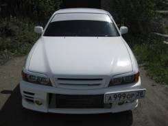 Решетка радиатора. Toyota Cresta, GX100 Toyota Mark II, GX100 Toyota Chaser, GX100