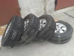 Bridgestone Blizzak DM-Z3. Зимние, без шипов, износ: 5%, 4 шт. Под заказ