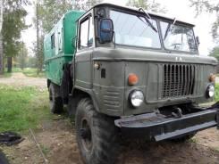ГАЗ 66. Продается вахтовка, 4 250 куб. см., 4 250 кг.