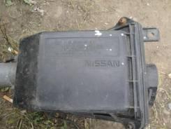 Корпус воздушного фильтра. Nissan Bluebird, EU11 Двигатель LD20