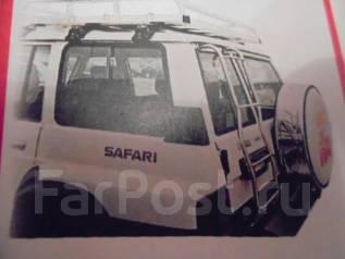 Лестница. Nissan Safari, VRGY60, WGY60, WRGY60, WRY60, WYY60 Двигатели: RD28T, TB42E, TD42, TD42T