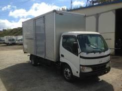 Hino Dutro. Фургон без пробега, 4WD/2WD, полная пошлина. Таможенный ПТС., 4 009 куб. см., 2 000 кг.