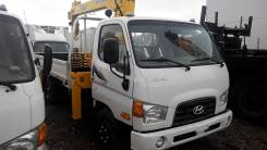 Hyundai HD78. КМУ Soosan SCS323, 3 907 куб. см., 4 200 кг.