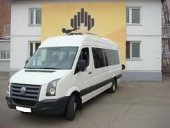 Volkswagen Crafter. Продам новый автобус, 2 500 куб. см., 20 мест