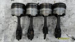 Поршень. Toyota Corolla, CE110 Двигатели: 2C, 2CE, 2CIII