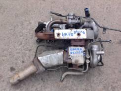 Турбина. Mitsubishi Delica Двигатель 4M40