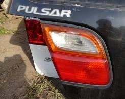Стоп-сигнал. Nissan Pulsar, HNN15, JN15, HN15, FN15, EN15, FNN15 Nissan Pulsar Serie, FN15 Двигатели: SR16VE, GA16DE, SR18DE, GA15DE, GA15
