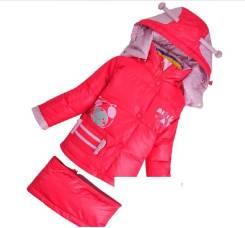 Пальто. Рост: 116-122 см