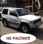Mitsubishi Pajero. автомат, 4wd, 3.5, бензин
