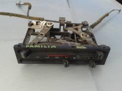 Блок управления климат-контролем. Mazda Familia, BG6P Двигатель B6