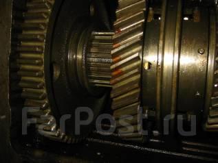 Коробка переключения передач. Урал 4310
