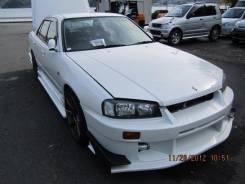 Nissan Skyline R34 2dr, 4dr GTT URAS Передний бампер. Под заказ.