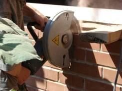 Устройство и усиление дверных проемов. Демонтаж стен, перегородок