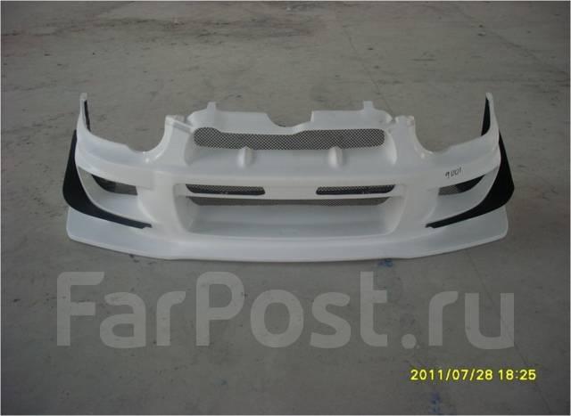 Обвес кузова аэродинамический. Subaru Impreza WRX, GDB, GDA Subaru Impreza WRX STI
