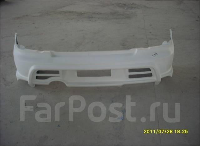 Обвес кузова аэродинамический. Subaru Impreza WRX, GDA, GDB Subaru Impreza WRX STI, GDB