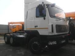 МАЗ 6430. Седельный Тягач МАЗ-6430, 11 000 куб. см., 56 000 кг.