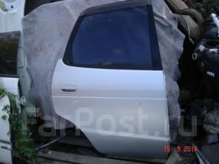 Дверь боковая. Toyota Corolla Spacio, AE115, AE111N, AE111, AE115N