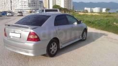 Губа. Toyota Corolla, CE120, NDE120, ZZE121, CDE120, ZZE124, ZZE123L, ZZE121L, CE121, NZE124, NZE120, NZE121, ZZE122, ZZE120L, ZZE123, ZRE120, ZZE120...
