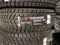 Yokohama Geolandar I/T G072. Зимние, без шипов, без износа, 4 шт