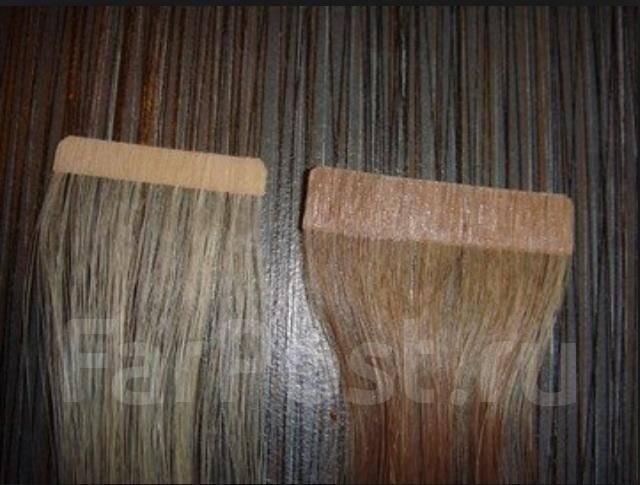 Волосы насадить на ленты возможно? - Наращивание волос - Я 66