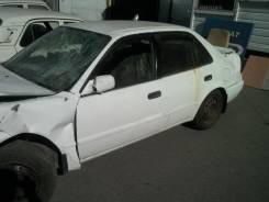 Дверь боковая. Toyota Corolla, AE110 Двигатель 5AF