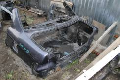 Задняя часть автомобиля. Toyota Corolla, AE100