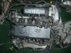 Двигатель Hyundai Elantra XD (Хендай Элантра) G4EB.