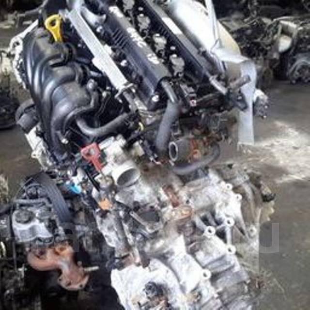 фото двигателя киа рио 1.6