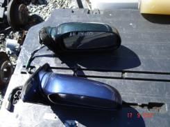 Зеркало заднего вида боковое. Toyota Sprinter Carib, AE114G Двигатель 4AFE