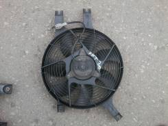 Вентилятор охлаждения радиатора. Nissan X-Trail, PNT30 Двигатель SR20VET