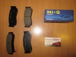 Колодка тормозная. Hyundai Santa Fe Kia Sorento