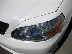 Накладка на фару. Toyota Verossa, GX110 Toyota Mark II Wagon Blit, GX110 Toyota Mark II, GX110