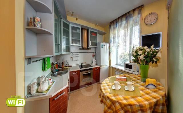 2-комнатная, улица Калинина 50. Центральный, 60кв.м. Кухня