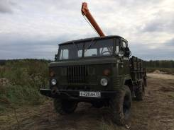 ГАЗ 66. Продам ямобур на базе