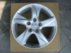 Honda. 7.5x17, 5x114.30