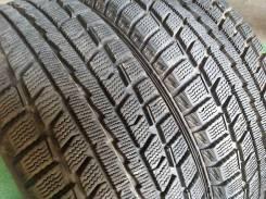 Dunlop Graspic DS2. Зимние, без шипов, 2010 год, износ: 5%, 2 шт