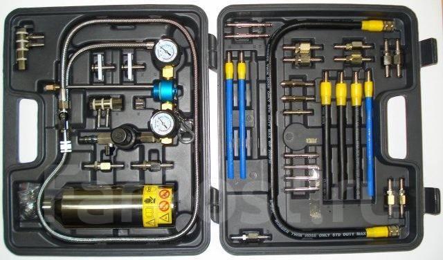 Промывка топливной системы на спец. оборудование от 1500 руб
