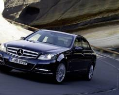 Mercedes-Benz C-Class. W204