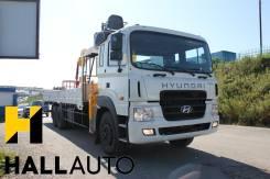 Hyundai HD250. Грузовик (15тонн) 2014 год + КМУ Soosan SCS746L (7тонн), 11 149 куб. см., 15 000 кг.