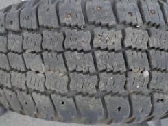 Омскшина МР-51. Зимние, шипованные, износ: 10%, 1 шт