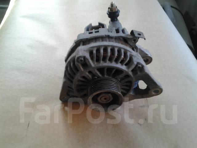 Генератор. Mazda Demio, DY3W Двигатели: ZJVE, ZJVEM, ZJ