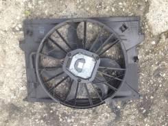 Вентилятор охлаждения радиатора. Mercedes-Benz E-Class, W211 Двигатель 113