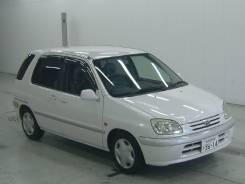 Toyota Raum. EXZ10